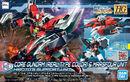 HGBDR Core Gundam (Real Type Color) & Marsfour Unit