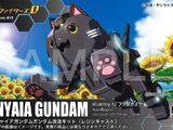 ZGMF-X222Nya Nyaia Gundam