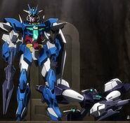 PFF-X7-E3 Earthree Gundam (Ep 18) 02