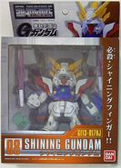 SD Archive Shining Gundam