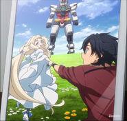 Core Gundam Stretch 2