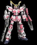 Gundam Online Wars Unicorn Gundam Destroy