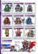Knight Monogatari Character 3