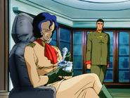 Mobile Suit Gundam Journey to Jaburo PS2 Cutscene 070 M'quve