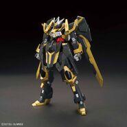 NK-13S Gundam Schwarzritter (Gunpla) (Front)