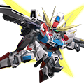Unit s star build strike gundam