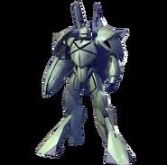 CONCEPT-X6-1-2 Turn X (Gundam Versus)