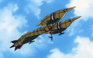 Damocles - Flight