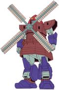 GF13-066NO Nether Gundam Front