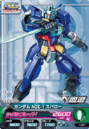 Gundam AGE-1 Spallow AG Try Age