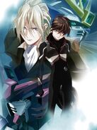 Mobile Suit Gundam Wing Frozen Teardrop Picture Drama - A New Battle poster