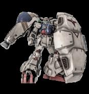 RX-78GP02A Gundam GP02A (Type-MLRS) BO2