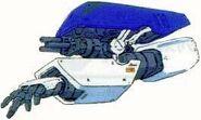 Rx-78nt-1-gatlinggun