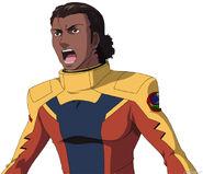 SD Gundam G Generation Crossrays Edward H