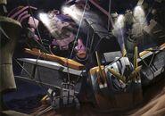 Tieren Taozi vs Gundam Kyrios