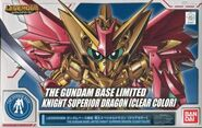 BBSenshi-Knight Superior Dragon -Clear Color Ver.-