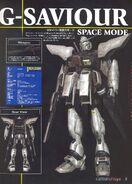 G-Saviour Full Weapon - Space