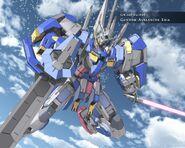 Gundam Avalanche Exia Sky Wallpaper