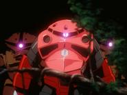 Mobile Suit Gundam Journey to Jaburo PS2 Cutscene 051 Char Z'Gok