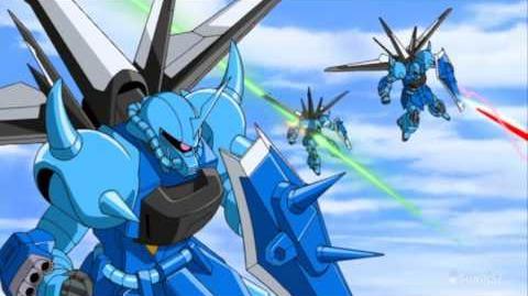 163 ORB-01 Akatsuki (from Mobile Suit Gundam SEED Destiny)