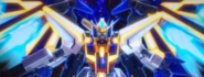Extreme Gundam Leos Type II Vs - Front Shot