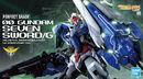 PG 00 Gundam Seven SwordG