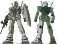 RX-78-3 Gundam G-3 Fix Figuration