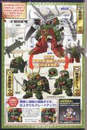 Zakuto Forms and Armaments