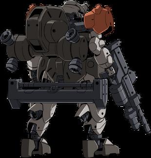 Rear (Renji Corps)