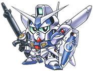Gundam Gerbera - SD World