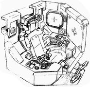 Leo cockpit
