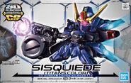SDCS Sisquiede (Titans colors)