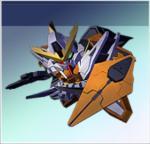 SD GN-003 Gundam Kyrios