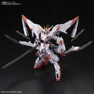 ASW-G-35 Gundam Marchosias (Gunpla) (Action Pose 3)