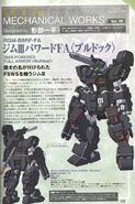 RGM-86RF•FA GM III Powered Full Armor (Bulldog) MS Info