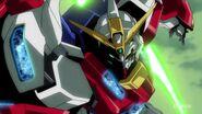 SB-011 Star Burning Gundam (GM's Counterattack) 04