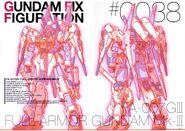 GFF - FA007GIII Full Armor Gundam MKIII