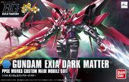 HGBF Exia Dark Matter Boxart
