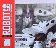 RobotDamashii Qubeley box