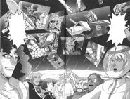Turn A Gundam Manga Tokita Black History