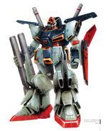 ZZ Gundam Illust Makoto Kobayashi