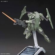 GNX-611T-G Striker GN-X (Gunpla) (Action Pose 2)