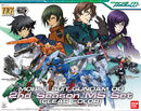 HG00 Mobile Suit Gundam 00 2nd Season MS Set -Clear Color-