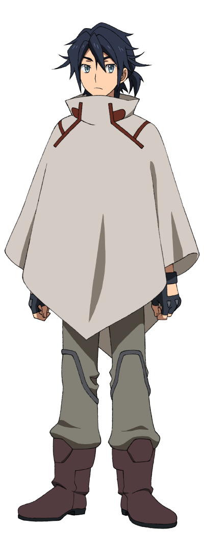 Hiroto Kuga The Gundam Wiki Fandom