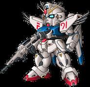 Super Robot Wars V F91 Gundam F91