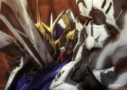 28.ASW-G-08 Gundam Barbatos Lupus (Episode 38) Close up (6)