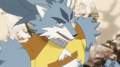 Tigerwolf of the Sacred Mountain