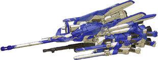 Waverider Mode (Blue Colors)