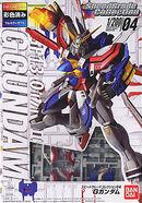 SG God Gundam