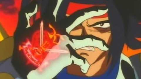 006 GF13-017NJ Shining Gundam (from Mobile Fighter G Gundam)